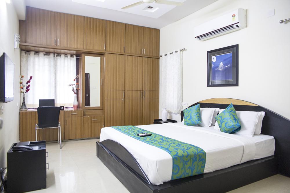 3 BHK Serviced Apartment at Srinagar Colony, Satya Sai Nigamagamam