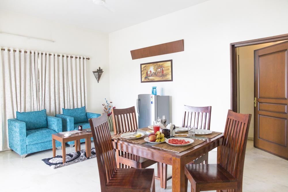 Two Bedroom Apartment In Jubilee Hills Road 30 MCR HRD