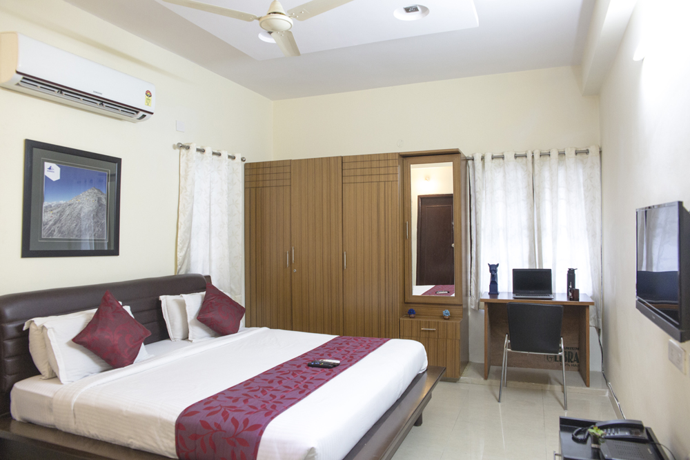 SKYLA service apartments Hyderabad Srinagar Colony